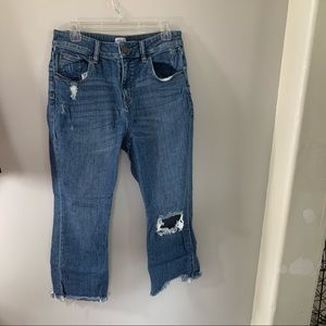 BDG (urban outfitters) cropped jeans